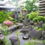 Японский ландшафтный дизайн - фото 12