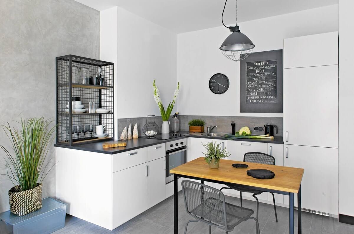 Дизайн интерьера двухкомнатной квартиры - фото 5
