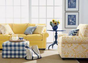 Английский диван
