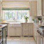 Бежевый в интерьере кухни (3)