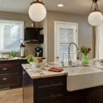 Бежевый в интерьере кухни (4)