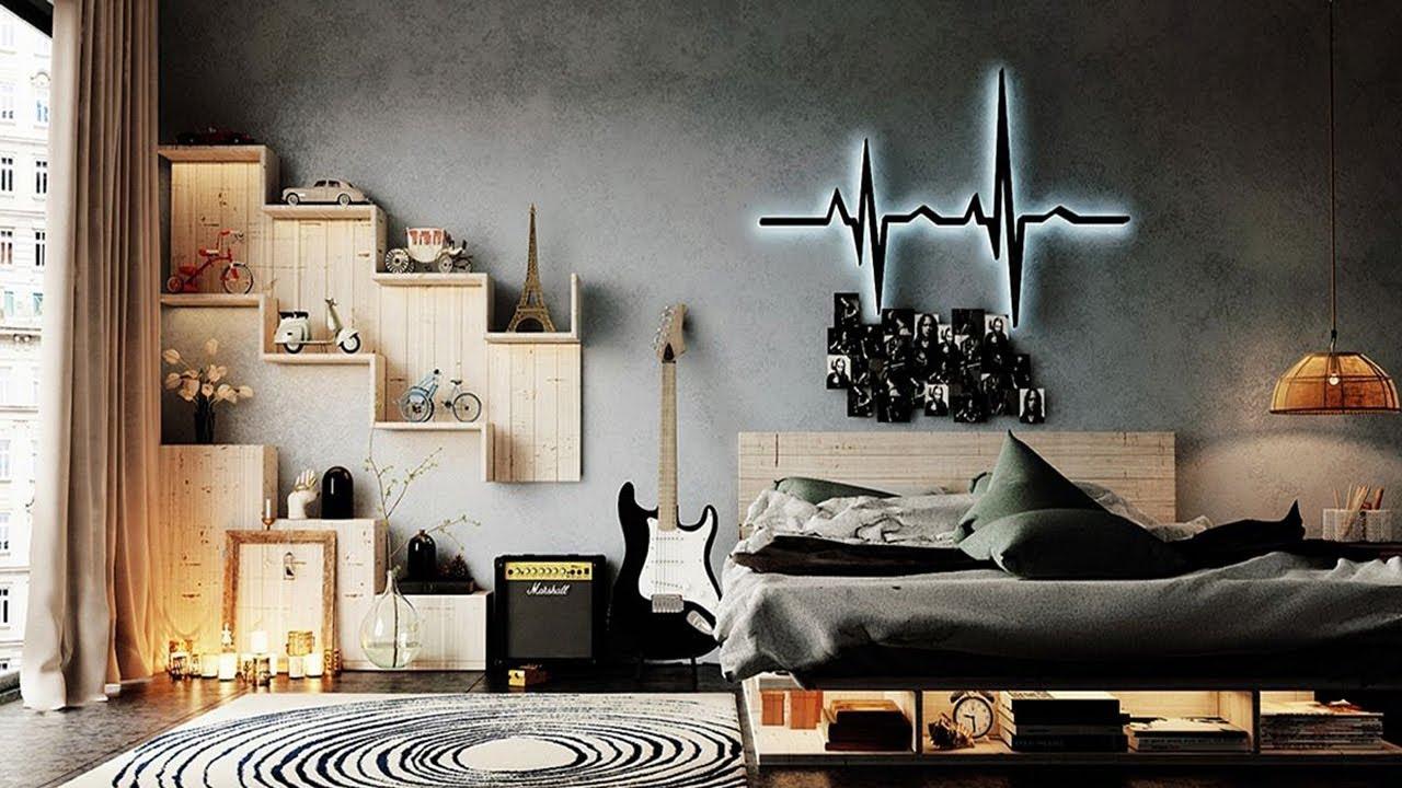 Дизайн комнаты мальчика подростка - фото 3