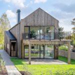 Дом в стиле барнхаус - фото (15)