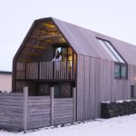 Дом в стиле барнхаус - фото (2)