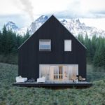 Дом в стиле барнхаус - фото (7)