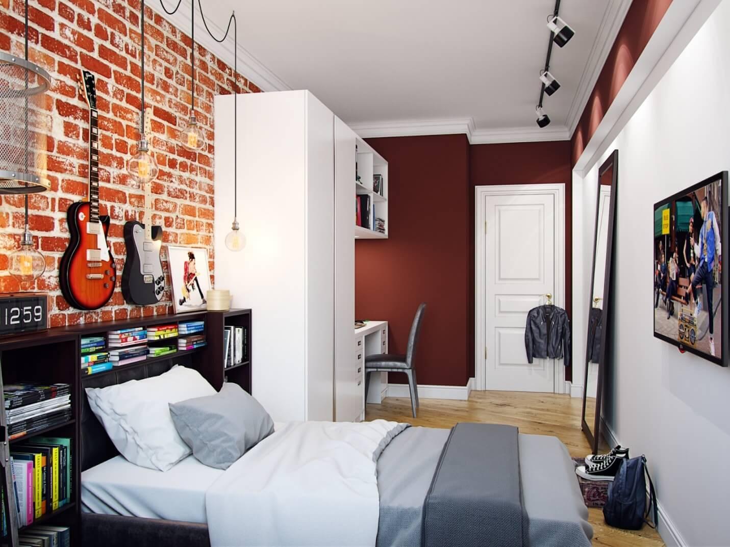 Комната подростка - фото 3