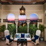 Марокканский стиль в интерьере - фото (8)