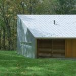 Одноэтажный загородный дом с односкатной крышей - фото 4
