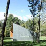 Одноэтажный загородный дом с односкатной крышей - фото 6