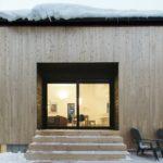 Современный загородный дом в скандинавском стиле - фото 3