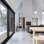 Современный загородный дом в скандинавском стиле - фото 7