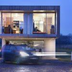 Узкий дом на узком участке - фото 7