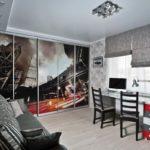 Дизайн комнаты подростка мальчика - фото