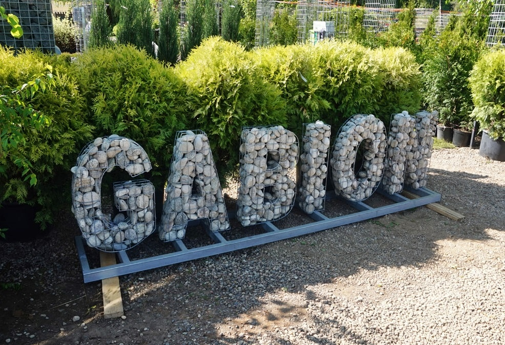 Подпорная стенка из габионов: технология и требования