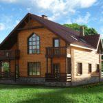 Дома в финском стиле - фото (10)