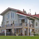 Дома в финском стиле - фото (13)