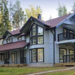 Дома в финском стиле - фото (14)