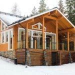 Дома в финском стиле - фото (15)