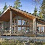 Дома в финском стиле - фото