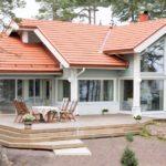 Дома в финском стиле - фото (18)