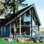 Дома в финском стиле - фото (7)