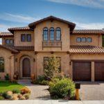 Дом в тосканском стиле - фото