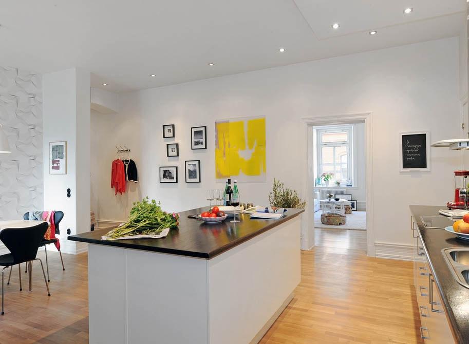 Картины и фото для кухни в скандинавском стиле