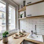 Кухня в скандинавском стиле - фото (11)