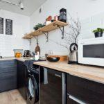 Кухня в скандинавском стиле - фото (12)