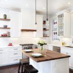 Кухня в скандинавском стиле - фото (14)