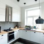 Кухня в скандинавском стиле - фото (2)