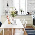 Кухня в скандинавском стиле - фото (3)
