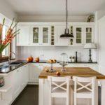 Кухня в скандинавском стиле - фото (4)