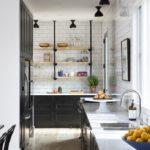Кухня в скандинавском стиле - фото (5)