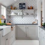 Кухня в скандинавском стиле - фото (7)