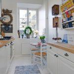 Кухня в скандинавском стиле - фото (8)