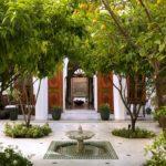 Мавританский стиль в ландшафтном дизайне - фото (2)