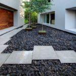 Минимализм в ландшафтном дизайне - фото (4)
