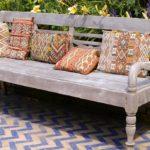 Садовая мебель в мавританском стиле