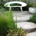 Садовая мебель в стиле хай-тек- фото 2