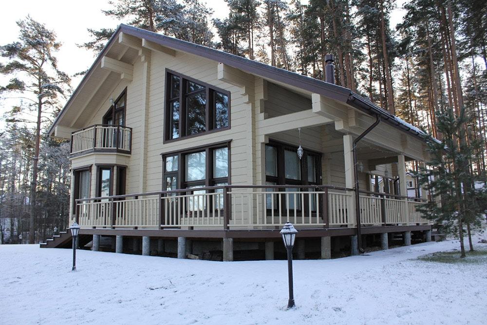 Современный финский дом