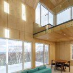 Трехэтажный каркасный дом - фото (12)
