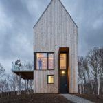 Трехэтажный каркасный дом - фото (3)