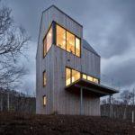 Трехэтажный каркасный дом - фото (4)