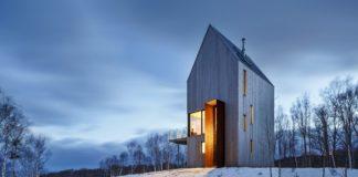 Трехэтажный каркасный дом - фото (5)