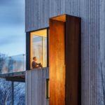 Трехэтажный каркасный дом - фото (6)