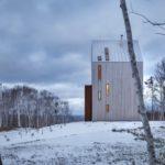 Трехэтажный каркасный дом - фото (7)