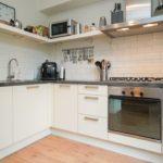 Фартук на кухне в скандинавском стиле - фото (5)
