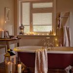 Хюгге в интерьере ванной - фото (2)