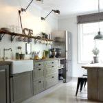 Хюгге в интерьере кухни - фото (2)